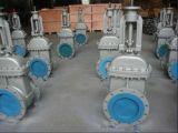 Wcb 600lb fuori della valvola industriale della valvola a saracinesca
