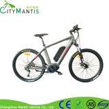Bici de montaña de la aleación de aluminio de Cms-Tda02z con el motor medio sin cepillo