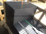 La losa gris oscura más barata del granito G654 de Pangdang para la encimera, escaleras, solando