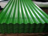 Markt-Popularitäts-Spitzenverkaufenprodukt-Farben-überzogenes gewölbtes galvanisiertes Roofing Blatt