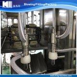 20リットル/5ガロンの天然水のびん詰めにする機械装置を完了しなさい