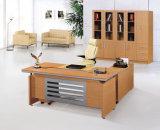 Bureau de bureau exécutif Executive Triangle Silver MDF Leg Fashion Design (HX-2701)