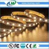 Indicatore luminoso di striscia flessibile facoltativo di colore eccellente LED di luminosità DC12V SMD5050 di LV