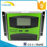 regulador solar de 12V/24V 60A con la función Ld-60b del almacenaje de funcionamiento