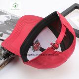 Способ повелительницы бейсбольной кепки вышивки 2017 самый новый Rose выступил крышку