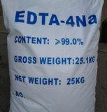 EDTA-4na; ácido etilenodiaminotetracético; Edetate Tetrassódico Sódio; EDTA Tetra Sódio; CAS: 64-02-8
