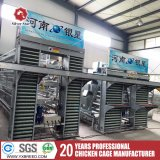 Automatique des cages de la couche de poulet A3L90