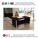 熱い販売の事務机のメラミンオフィス用家具(M2602#)
