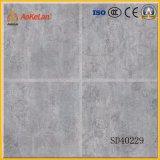 Graue Farbematt-rustikale Fußboden-Fliese des Baumaterial-3D-Inkjet (D10379)