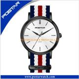 6.0mmの厚さのステンレス鋼の水晶腕時計が付いているIprgのスポーツの腕時計