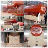 Facoty fournissant la chaudière à vapeur allumée par biomasse en bois du charbon 1-10ton