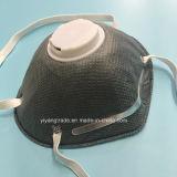 Máscara de polvo no reutilizable de los PP con el carbón activo en Ffp2