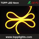 24V 12V LED 매우 얇은 네온 코드 밧줄 빛