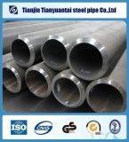 Tubulação 1629 de aço sem emenda de carbono do St 52.0 do RUÍDO