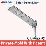 Preço solar barato da luz de rua com boa qualidade