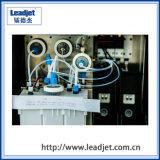 Impressora de etiqueta de garrafa de água Leadjet Máquina de impressão a jato de tinta barata