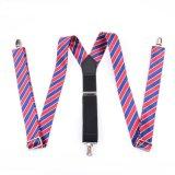 El diseño más reciente conjunto Neck Tie personalizadas tirantes (RS-17007D)
