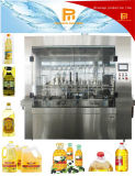 Máquina de rellenar automática del aceite de cocina de la planta del aceite de mesa del alto rendimiento