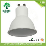 3W LED Spot Light Gu5.3 GU10 E27 E14 com Ce RoHS Spotlight