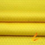 운동복 적당 (LTT-YGZQW#)를 위한 폴리에스테 스판덱스 Lycra 뜨개질을 한 탄력 있는 직물