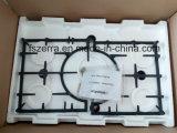 Haardplaat van het Glas van het Gas van het huis de Kokende (JZG750-05)