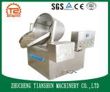 El alimento de bocado semiautomático frió la máquina frita Tsbd de las patatas fritas de la máquina--10