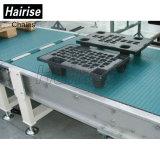 Transportadores de correa plásticos modulares del agregado de la dinámica de la paleta de Hairise