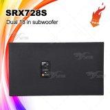 """Srx728s conjuguent """" haut-parleur de subwoofer de cadre du haut-parleur 18"""