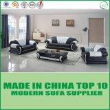Conjunto de sofá de couro genuíno de 1s + 2s + 3s