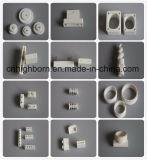 Pieza de cerámica del alúmina de la pureza elevada/aislador eléctrico modificado para requisitos particulares