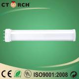 PC와 알루미늄에 의해 생성하는 Ctorch 관 빛 LED 플러그 접속식 관 10W SKD