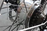 """Bâti d'alliage d'aluminium de la série 20 noirs """" pliant l'E-Bicyclette électrique (JSL039A-6)"""