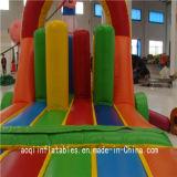 Outdoot long tunnel Train gonflable Course à obstacles pour les enfants (aq2014)