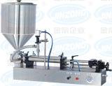 Ungüento horizontal neumático de la Uno mismo-Succión y máquina de rellenar del líquido
