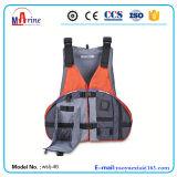 Новый стиль сетку обратно регулируемый плечи спасательный жилет