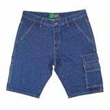 Hombres de ropa de trabajo pantalones vaqueros cortos (MY-023)