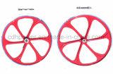 다채로운 자전거 바퀴 명반 바퀴, 자전거 명반 변죽, Mag 바퀴 자전거