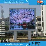 P10 LED im Freien Digital Anschlagtafel für das Bekanntmachen