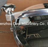 De Dekking van het Mangat niet van de Druk SS316 400mm met het Handvat van het Roestvrij staal