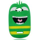 Estilo popular de design de animais 3D Cartoon Cell Phone Silicone Case