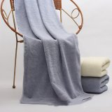 Выдвиженческая ванна хлопка гостиницы/домочадца/пляж/полотенца стороны
