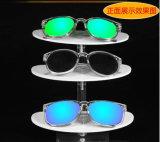 Présentoir de lunettes acryliques les plus vendus (QCY-AED06)