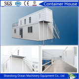 싼 가격 Prifabricated 가벼운 강철 건축재료로 만드는 강철 건물 콘테이너 집