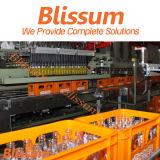 工場製造のプラスチックびんジュースのパルプの充填機械類