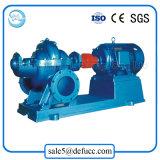 Elektromotor-zentrifugaler Wasser-doppelte Absaugung-aufgeteilter Fall/Gehäuse-Pumpe