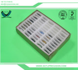 De kleine Gedraaide Delen van het Plateren van de Hoeveelheid CNC