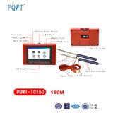 Pqwt-Tc150 China, das mit einem Tasten-Instrument-Wasser-Vertiefungs-Gerät abbildet
