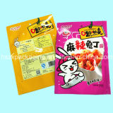 Zx 3 sacos da embalagem do empacotamento de carne do selo dos lados