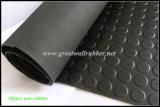 Strato di gomma antiscorrimento dello strato di gomma del reticolo della pelle di serpente Gw3019