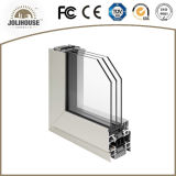 Guichet en aluminium de tissu pour rideaux personnalisé par usine de bonne qualité